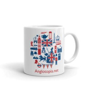 Anglotopia – Mug