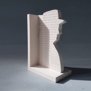 Churchill Single Bookend (3)