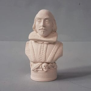 Shakespeare Small Bust