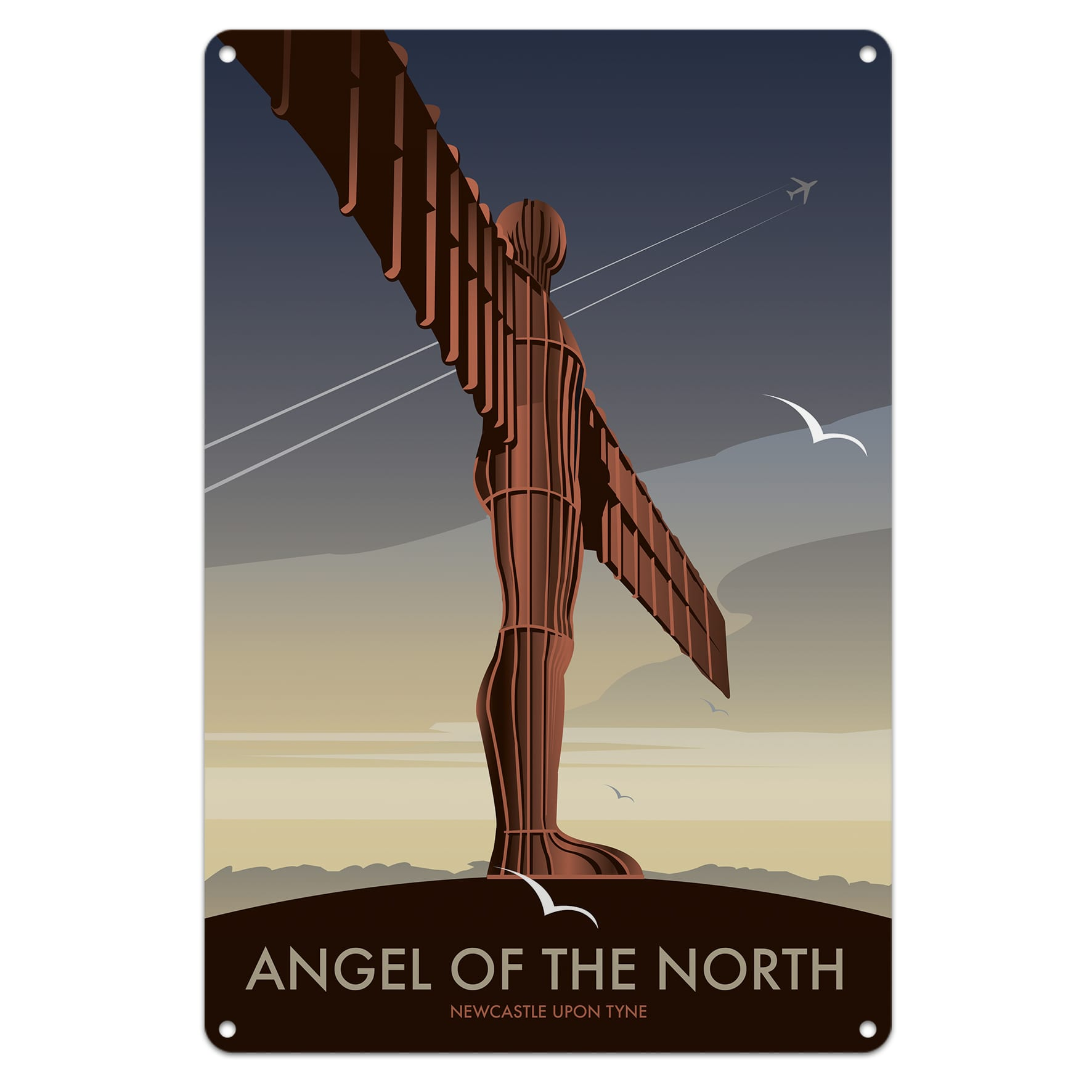 Columns England Thoughts On The British Electrical Outlets Anglotopianet Dave Thompson Collection Angel Of North Metal Sign Or Tea Towel Shipping Early December