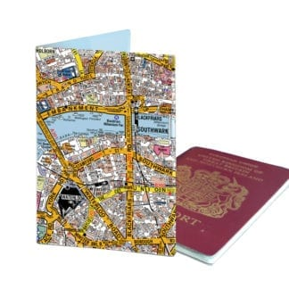 Street Map London West End.A To Z London West End Street Map Wallet Anglotopia Store